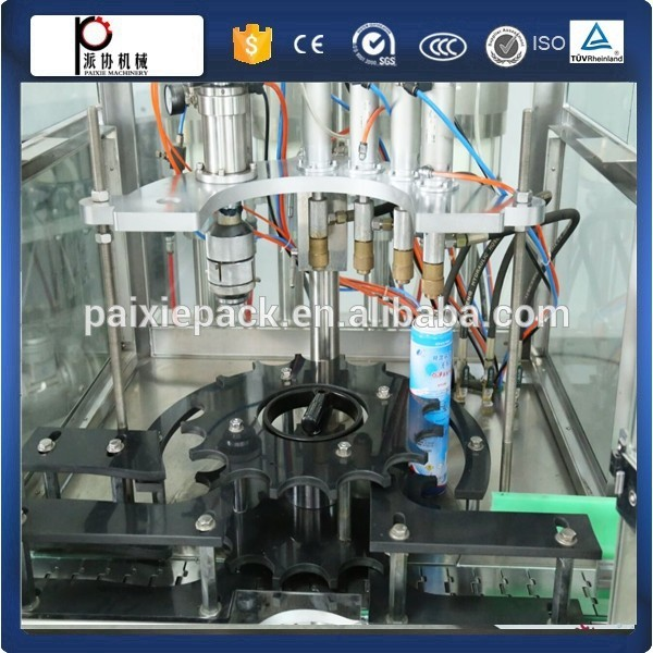 Trade Assurance Supplier Hot Sale Inflatable Spray Booth Filling Capping Machine With High Speed