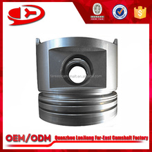 New design engine parts piston for toyota 2L piston