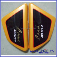 SCL-2012031109 Motorcycle plastic parts motorcycle side cover for haojin motorcycle and motorcycles ava