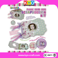 Free sample handmade baby scrapbooking kits
