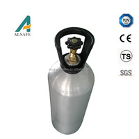 aluminum gas cylinder co2 tanks CE approved 20L aluminum gas cylinders co2 tank