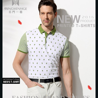 Fancy Men Polo High Quality Fashion