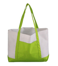 BeeGreen Cheap Canvas Handbag Tote Bag With Custom Printing