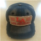 high quality 6 panels custom baseball cap with 3D embroidery