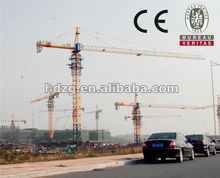 HONGDA Brand New PLC Control Tower Crane for Sale ISO9001&CE Approved
