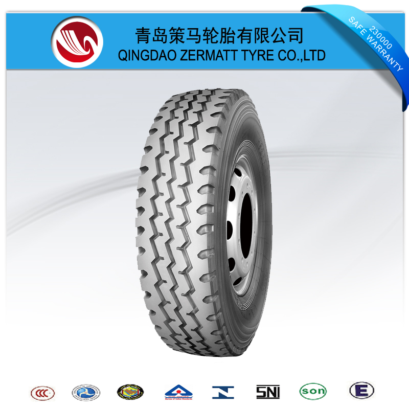 Chinese new semi steel radial 6.5r16 light truck tyre