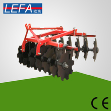 Agricultural machines parts compact tractor disc harrow