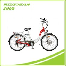 Alloy Titanium Japan Used Electric Bicycle 48V 1000W