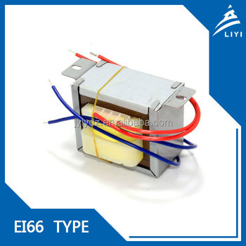 EI66 240 volt 18volt Transformers from Chinese Factory