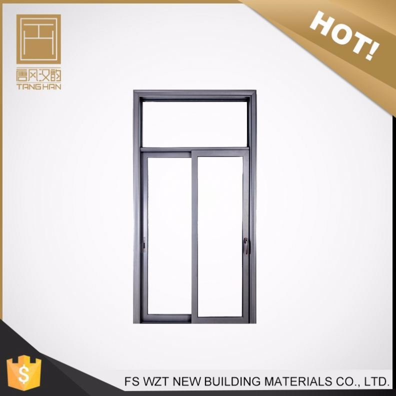 China supplier security exterior balcony glass automatic sliding door opener