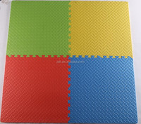 eva foam interlocking floor mats