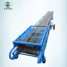 second hand ribbed steel conveyor belt