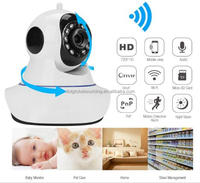 Hot Sale 720P HD Home Office Outdoor Monitor Wireless WiFi IP Security Camera