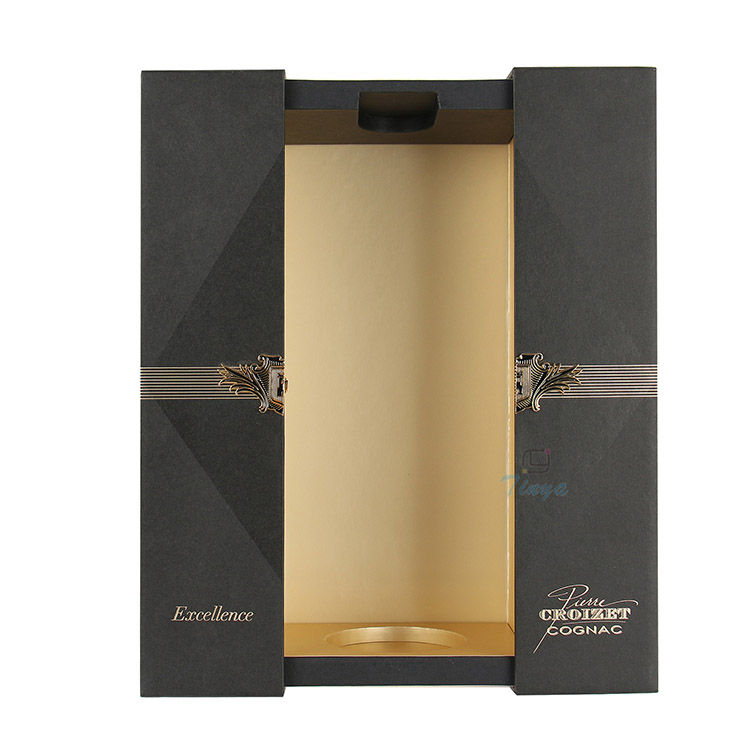 special design display elegant wine packaging boxes