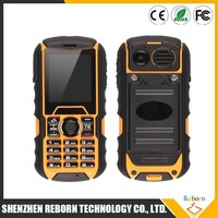 Original H1 Mini Phone Rugged IP68 Waterproof Cell Phone Shockproof Waterproof Shockproof Smart Phone