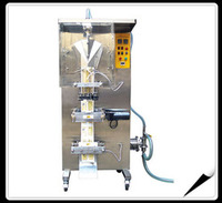 SOLPACK LIQUID POUCH PACKING MACHINE FOR WATER & MILK