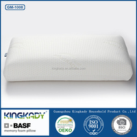2016 Wholesale Decorative Health Care Bamboo Memory Foam Pillow