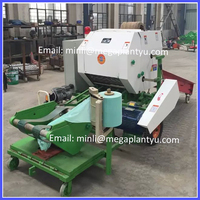 full automatic mini round and square baler machine for sale