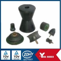 Chinese made auto rubber components with oil grease and heat proof