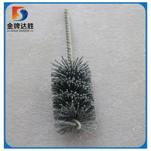 Industrial Twisted Abrasive Cylinder Drill Brush