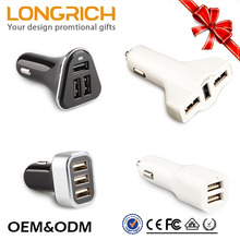 wholesale promotional high quality 5v 1a electronic innovative car charger
