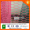 2016 hot sales coop Galvanized hexagonal wire netting