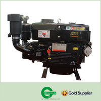 CHANGGONG DIESEL ENGINE FOR SALE ZS1118 single cylinder water cooled diesel boat engine