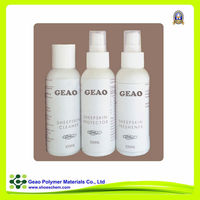 Geao spray boot cleaner for snow boot to clean,protecteor and freshener