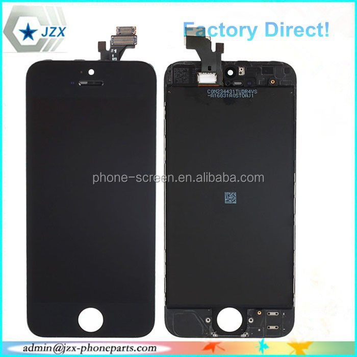 Display price china mobile 5g lcd touch replacement screen for iphone