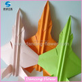 Funny colorful paper flowers for gift (GFAH-07)