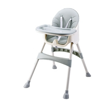 new type 3 in 1 foldable baby dining chair
