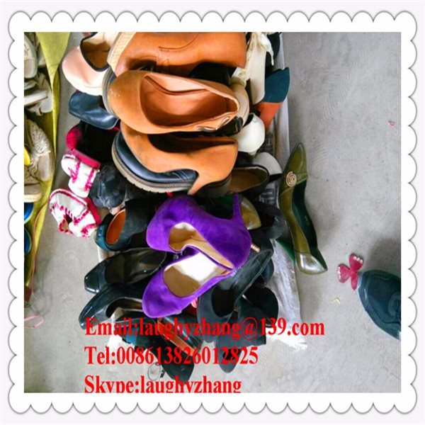 wholesale used shoes in italy warehouse second hand shoes for Africa
