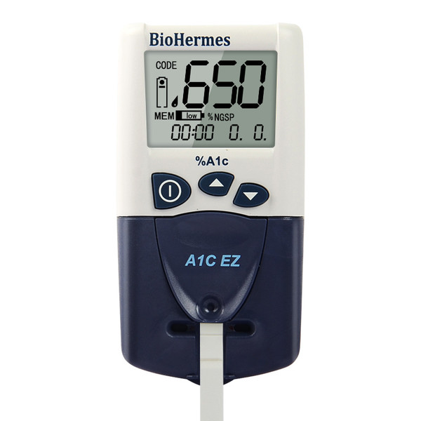 YM A1C -EZ Handheld glycosylated hemoglobin diabetes detector
