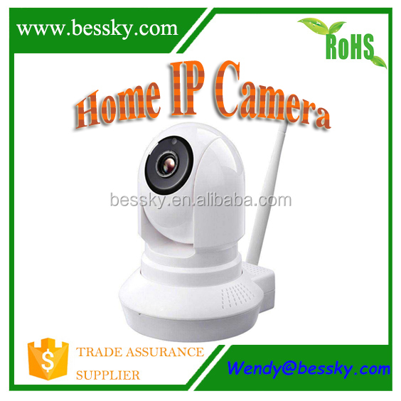 Home p2p IP Camera viewframe mode home guard camera baby monitor camera recorder H.264 compression mode