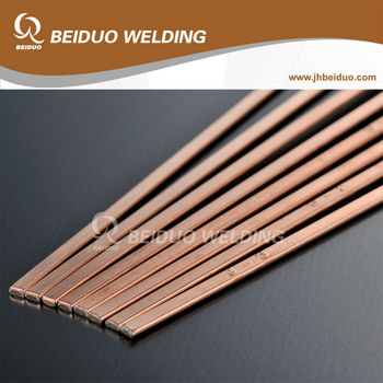 copper welding rods brazing rods copper-phos welding flat rods BCuP-2 L-CuP7 CP202