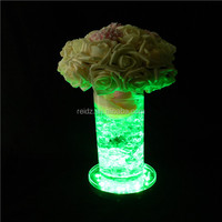 New Colour Changing LED Light Up Base vase bottle mickey mouse centerpieces