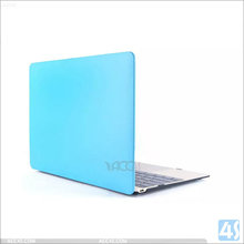 Hot Selling PC & PU Shell Case for Macbook Air 13, For Mac Book Air 13 Case, PC&PU Skin Case for Macbook 13/15/12