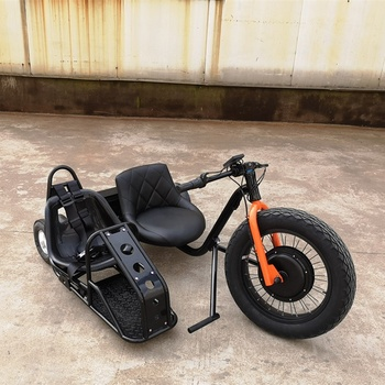 Good quality cheap motorized smart drift trike rahmen scooter for sale