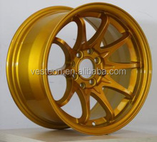 "Good quality replica Car Alloy Wheel Rims price 12"" to 28 inch"