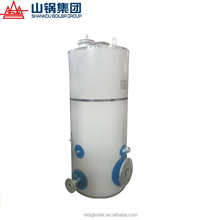 210KW 4bar biomass fired hot water boiler Vertical water tube heating boiler Shankou brand boiler