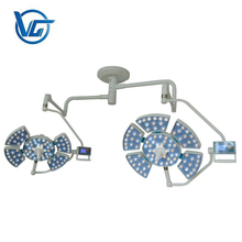 Double head led surgical operation room light /lamp with stock