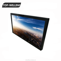 Widescreen Capacitive 10 Point Touch Screen Display 15.6 inch Open Frame LED Monitor 1920*1080 Resolution Embedded