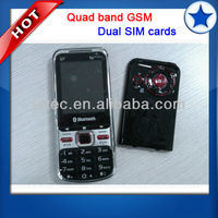high quality celular Q7 cheap tv phone dual sim quad band