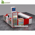 Best selling cell phone repair kiosk, phone accessories display kiosk in mall