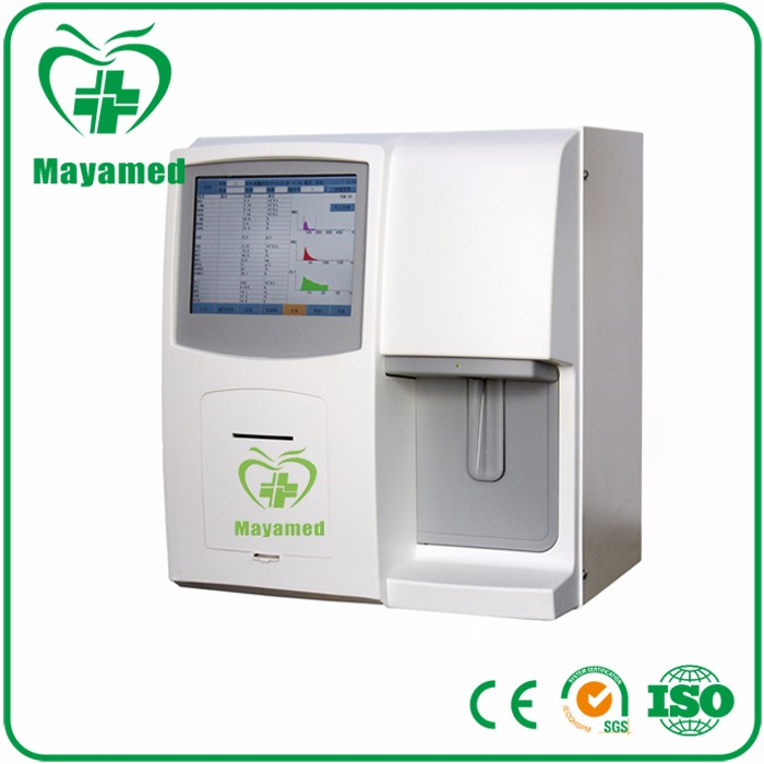 High Quality MY-B004 3-part 60 tests lab equipment Fully-auto hematology analyzer