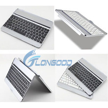 High Quality Metal Aluminum wireless keyboard case for iPad Air,for iPad5