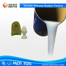 Liquid Silicone Rubber for Gypsum Statues Plaster Mold Making