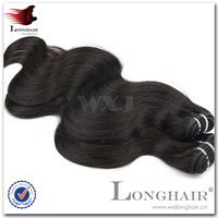 WXJ Long Hair 100% Pure Virgin Hair Hot Sale China Cheap Factory Price
