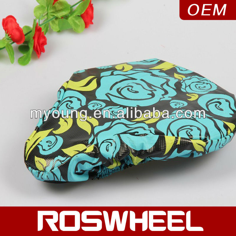 Water-proof bicycle seat dustproof cover customized