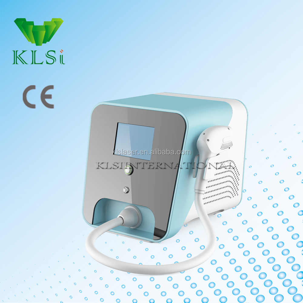 Laser diode alma soprano permanent hair removal machine medical device